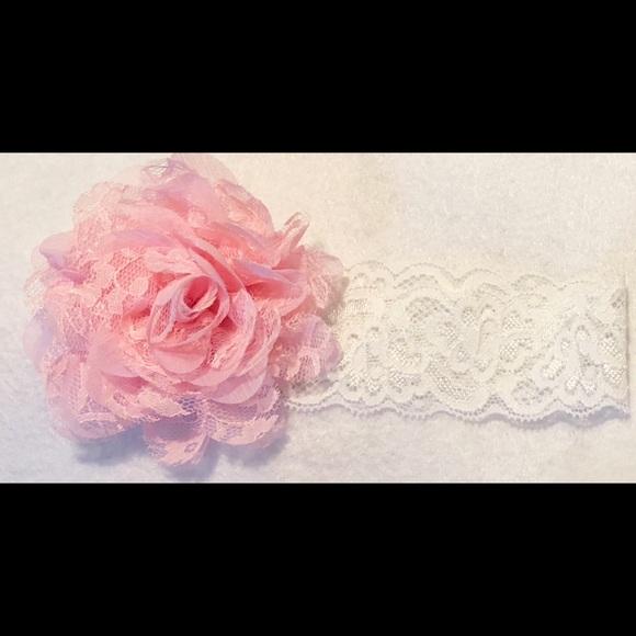 Other - Baby Pink Headband